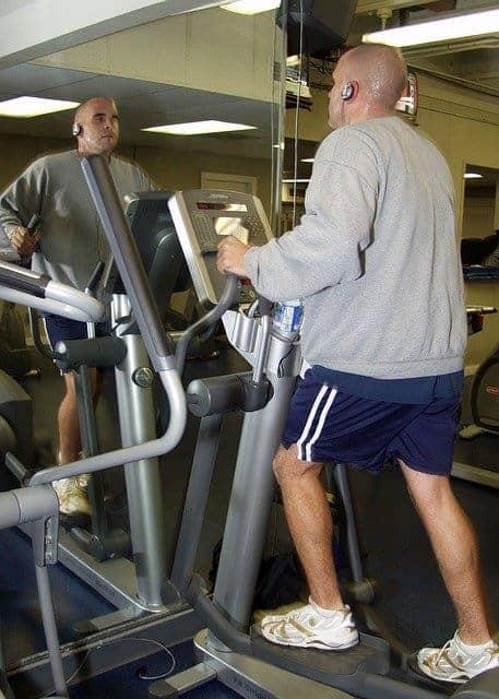Enjoy Cardio Session While Doing Exercise